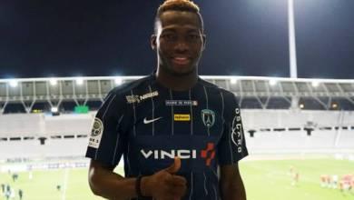 Aboubacar Demba Camara, la nouvelle recrue du Paris FC. (D.R)