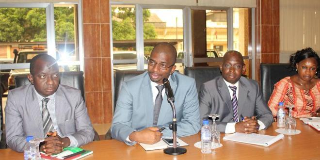Le nouveau cabinet du Ministère des Mines et de la Géologie