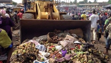 insalubrité à conakry Guinée