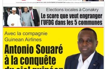 Le Populaire n°537 du lundi 28 novembre 2016 EDITION NATIONALE