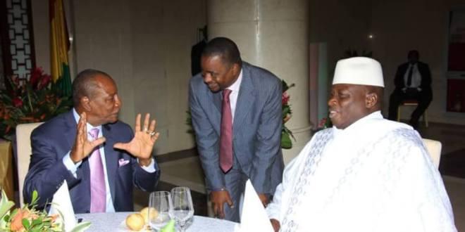Alpha-Condé-Tibou-et-Yahya-Jammeh