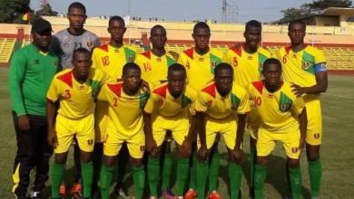 CAN (Gabon) 2017 U17 Syli National Cadet
