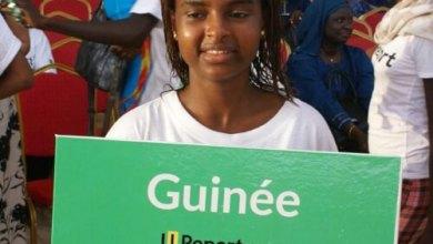 u-reporter Guinee