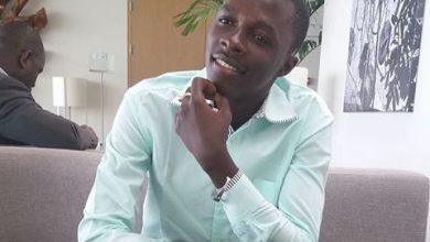Habib Marouane Camara Journaliste.