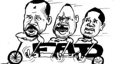 Guinée Naissance du FAD