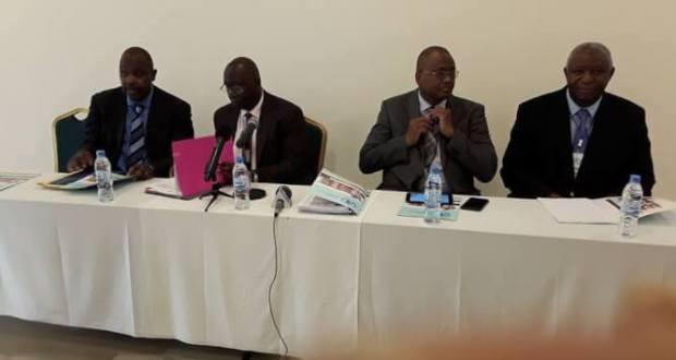 Renforcement des capacités des cadres nationaux, régionaux et préfectoraux de la santé