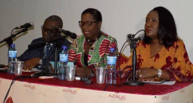 Trophée ASK du leadership féminin à Cotonou- Hadja Rabiatou Serah Diallo, lauréate