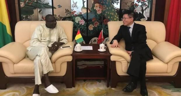 Le PDG du groupe de presse AFRIC VISION Sanou kerfalla Cissé