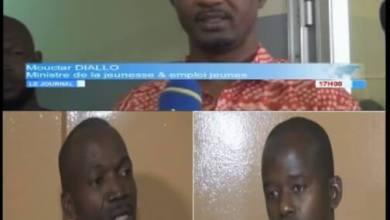Mouctar Diallo rencontre les jeunes leaders de l'axe de prince