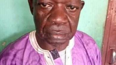 Maire de kindia : Mamadouba Bangoura - UDG