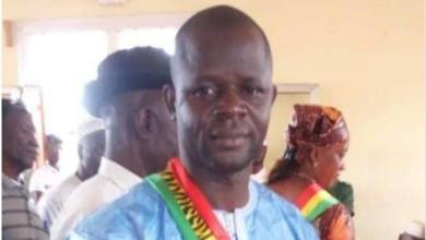 Yomba Sanoh Maire de Kissidougou