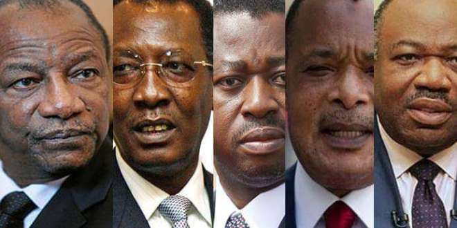 dictateurs africains