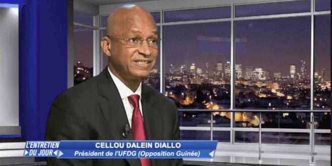 Président Cellou Dalein DIALLO