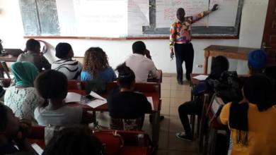 Entrepreneuriat: le ministère de la jeunesse forme 500 étudiants sortants à l'université Nongo Conakry