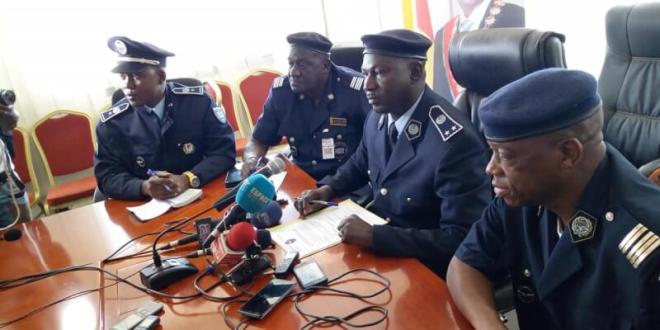 MSPC le Contrôleur Général de Police Mamadou Camara