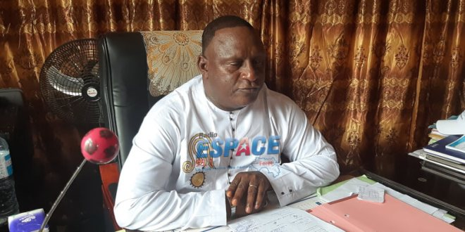Maire de la commune urbaine de N'Zérékoré