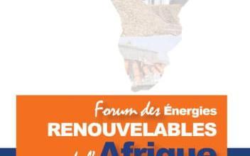 forum des energies renouvelables de l'afrique