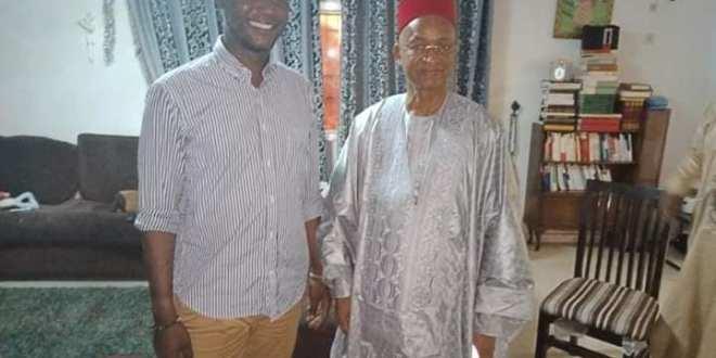 Cellou Dalein Diallo et Maître Modibo Camara (avocat)