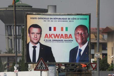Macron et Wattara