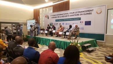 Ouverture du 1er Forum international pour le financement durable de la sécurité sanitaire en Guinée