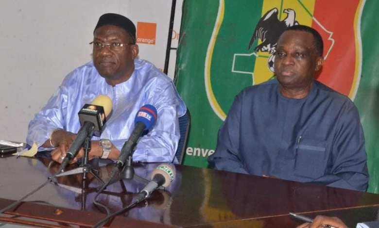 Bamako Intenses activités du Président de l'UFOA
