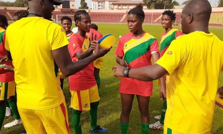 INFO SYLI FEMININ U-20 ELIMINATOIRE MONDIAL FÉMININ U-20 FIFA 2020