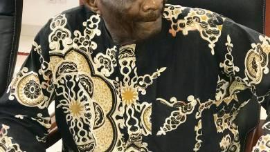M. Alkhaly Mohamed KEÏTA ancien Maire de la commune de Matoto