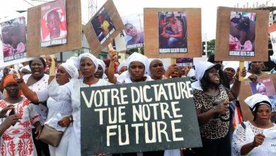 femmes FNDC Guinee