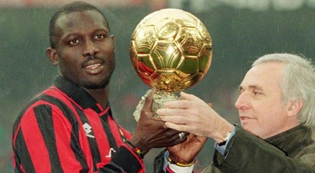 Ballon-dOr-1995-George-Weah