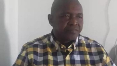 le Colonel Mamadou Lamine Diakité
