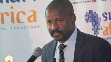 Le Ministre Diaby Moustapha Mamy