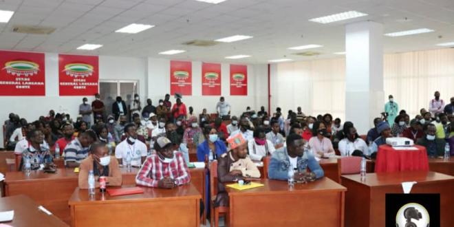 Après six jours de travaux, la formation des acteurs culturels guinéens a pris fin ce samedi à Conakry.