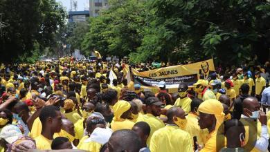 Mouvement les jaunes