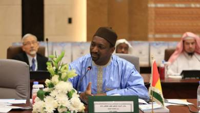 Professeur Koutoubou Moustapha SANO PhD in Laws.