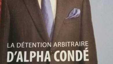 La détention arbitraire d'Alpha Condé