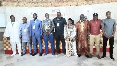 Assemblée générale élective de l'Association des éducateurs