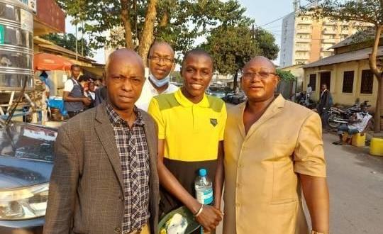 Bantama SOW contre Marouane Dinguiraye