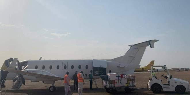 matériel ainsi que du personnel pour appuyer et soutenir les équipes locales de riposte dans la préfecture de N'zérékoré