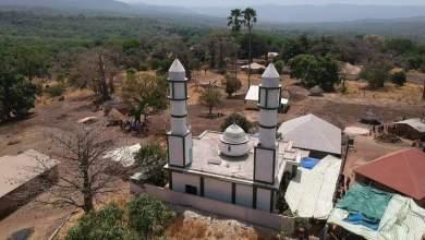 Religion Dalein : la mosquée de Saarekaly inaugurée ce vendredi
