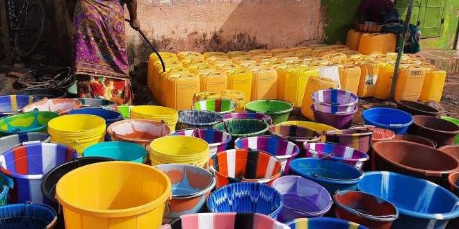 Manque d'eau en Guinée Conakry