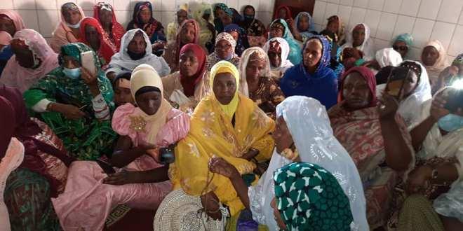 femmes peul de Labé