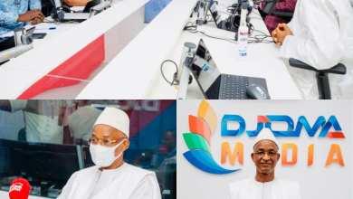 Cellou Dalein à Djoma tv on refait le monde