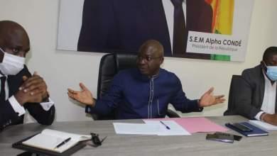 Ismaël Dioubaté Ministre du Budget