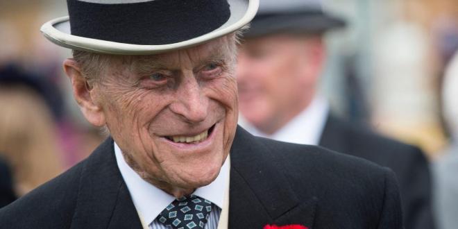 Le Prince Philip époux d'Elizabeth II