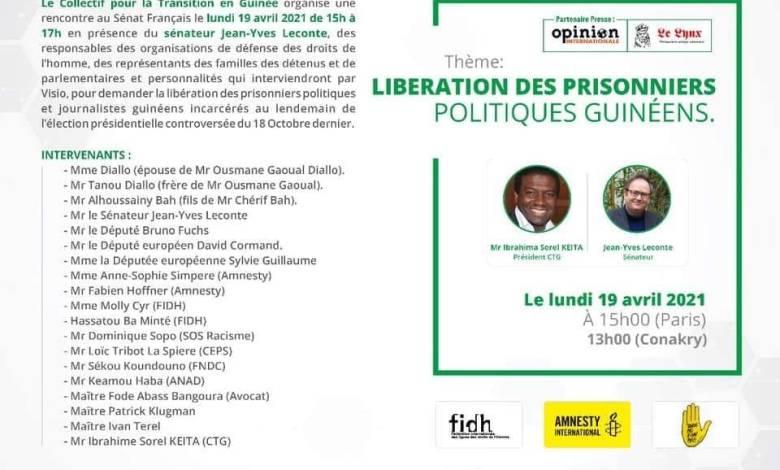 Si le Collectif pour la Transition en Guinée de Ibrahima Sorel Keita veut être crédible