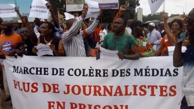 En Guinée, le régime du président Alpha Condé n'est pas tendre envers la presse.