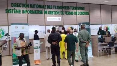 Vers la biometrisation des permis de conduire en République de Guinée !