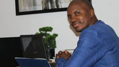 Ibrahima DIALLO Responsable des Opérations du FNDC Coordinateur de Tournons La Page en Guinée