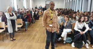 mandian-sidibé journaliste guinéen exile en France