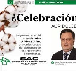 40 años Conalgodón: ¿Celebración agridulce?